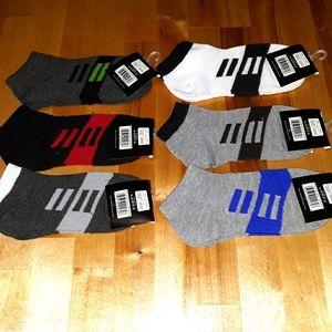 🧦6 Pairs Youth Sport Socks